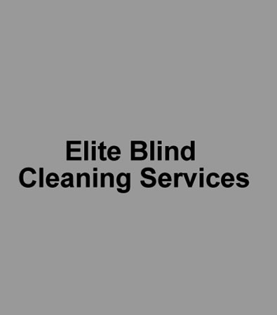 Elite Blind Cleaning